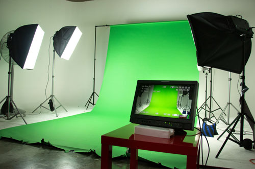 Video-production-set-up